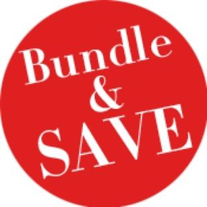 Other - BUNDLE ITEMS YOU LIKE! ❤️❤️